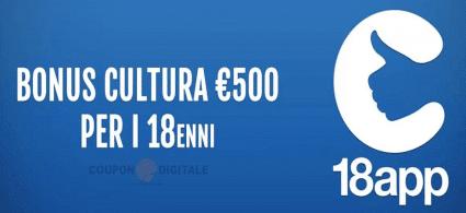 Sei del 2000? Usa il tuo Bonus Cultura da 500 Euro per un corso di lingua