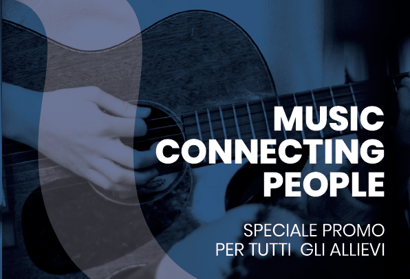 MUSIC CONNECTING PEOPLE – Speciale Promo